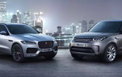 Jaguar Land Rover Begins Bookings For New I-PACE