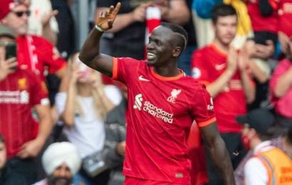 Sadio Mane Scores 100th Goal In Liverpool Win