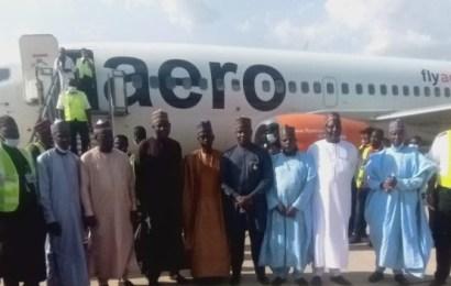 Aero Contractors Debuts In Maiduguri