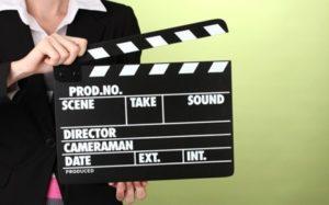 σπουδές σε κινηματογράφο και θέατρο