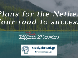 "Webinar ""Studyplans for the Netherlands"""
