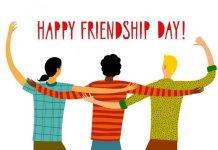 παγκόσμια ημέρα φιλίας
