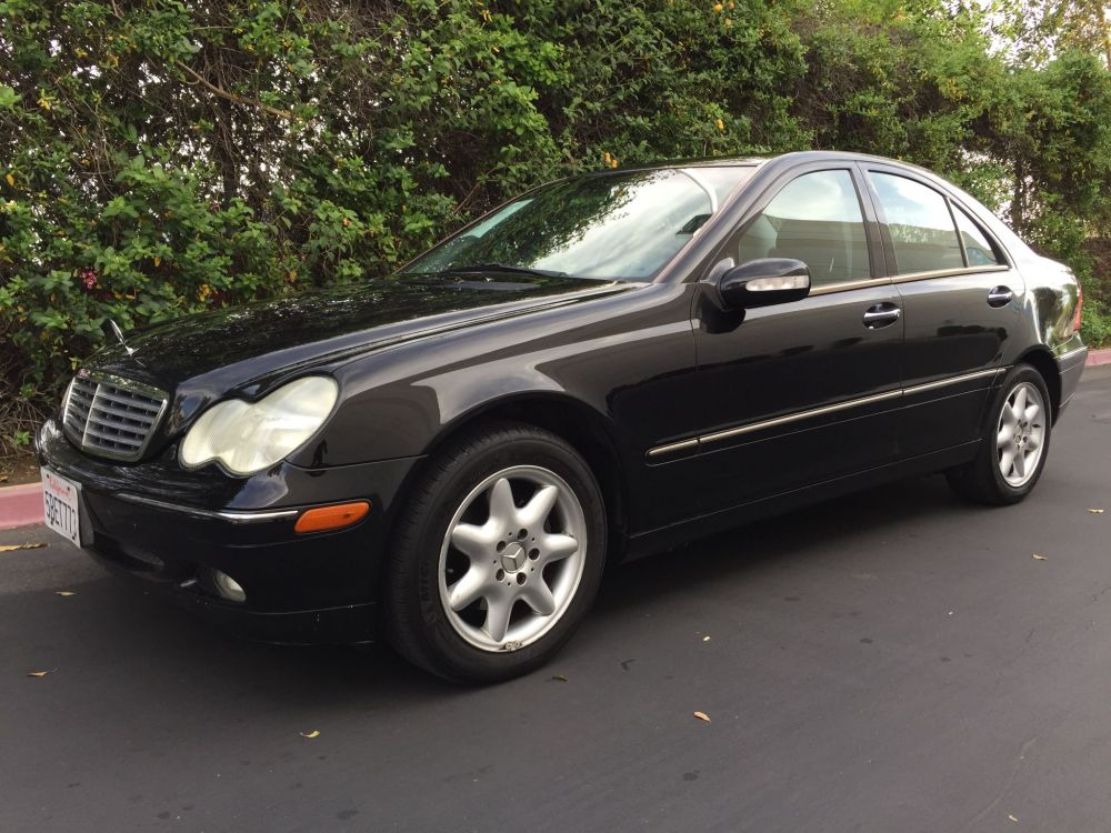 medium resolution of 2003 mercedes benz c240 2 6l