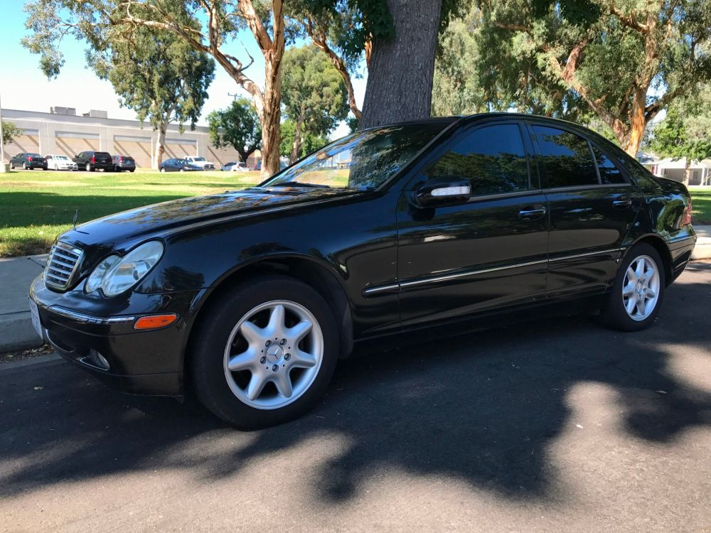 medium resolution of 2002 mercedes benz c240
