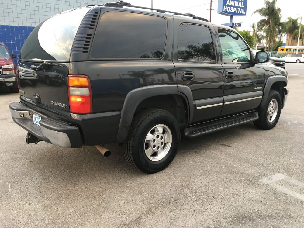 medium resolution of 2003 chevrolet tahoe lt