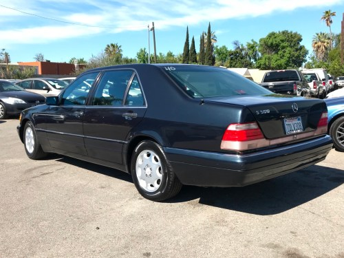 small resolution of 1996 mercedes benz s class s420
