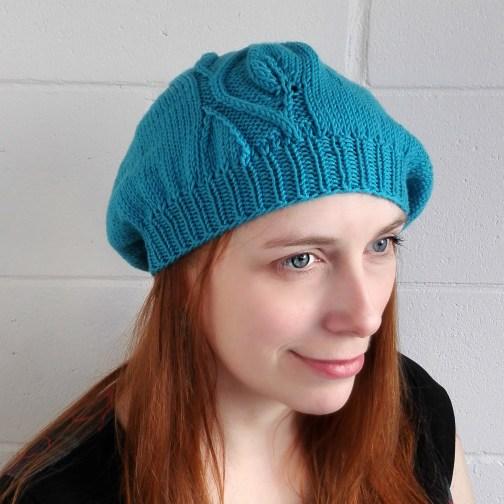kootud-sinine-barett-knitted-wool-beret