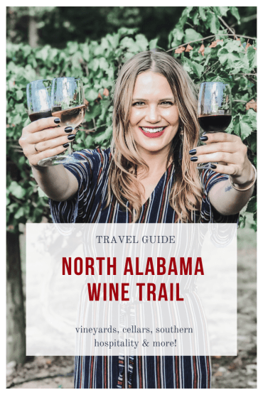 NORTH ALABAMA WINE TRAIL