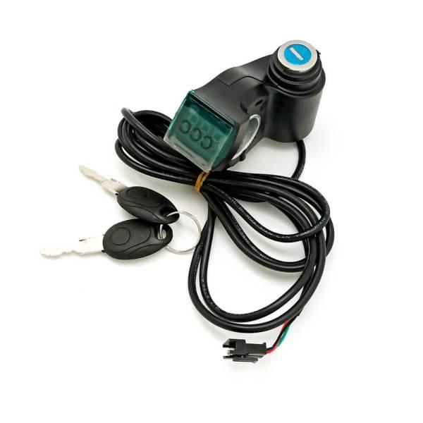 Brava s ključem i indikatorom baterije za PULSE 10