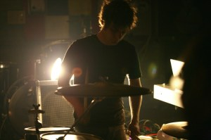 Mike Filkins, percussion for Prostate