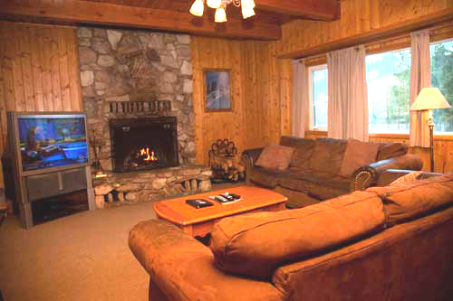large kitchen table portable ventilation fan for convict lake resort: cabin rentals reservations: city ...