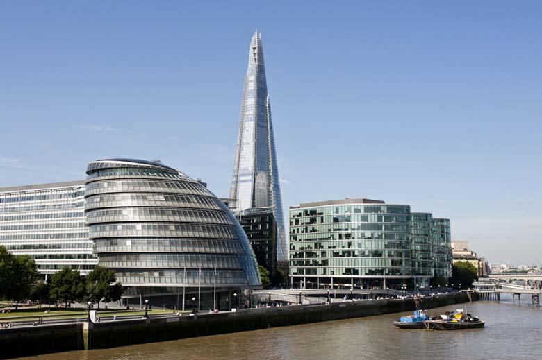 The Top 10 Bargains in London - The Shard