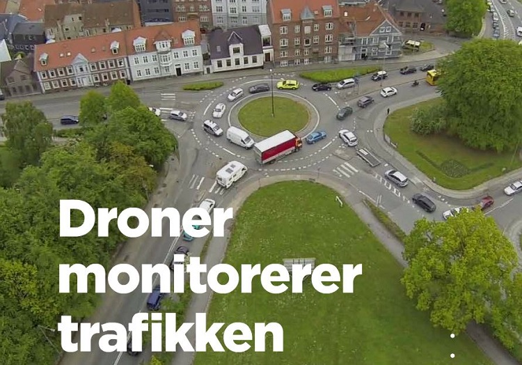 Droner monitorerer trafikken_Geoforum_blog