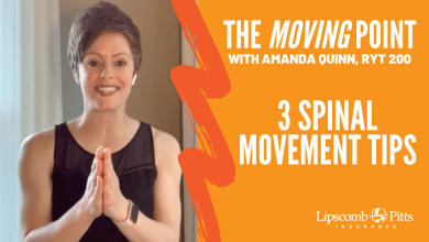 Photo of The Moving Point – 3 Spinal Movement Tips