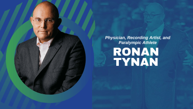 Photo of Physician, Recording Artist, Paralympic Athlete, Ronan Tynan – A Live Virtual Event
