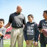 Stanford Football's David Shaw Shows Coaches, Dads Care