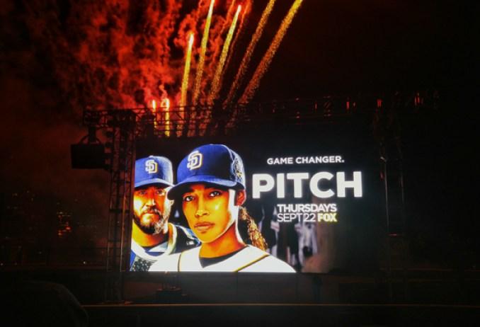 pitch fox tv series baseball women