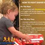 Diapers, Wipes Critical Necessity for Families in Need
