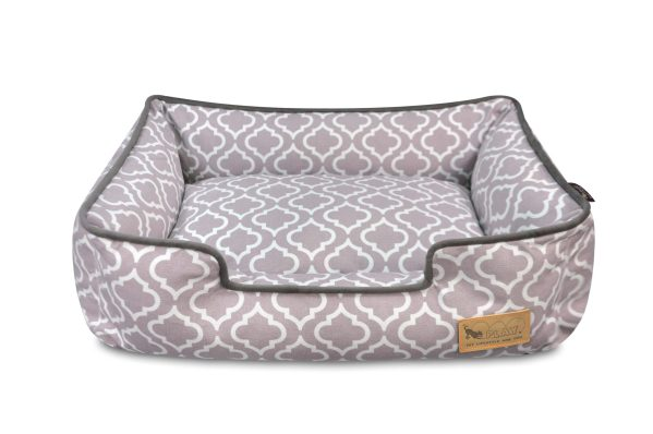 Moroccan Lounge Bed Ash