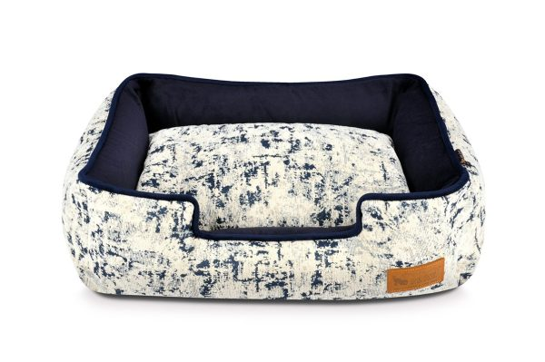 Celestial Lounge Bed Navy Blue