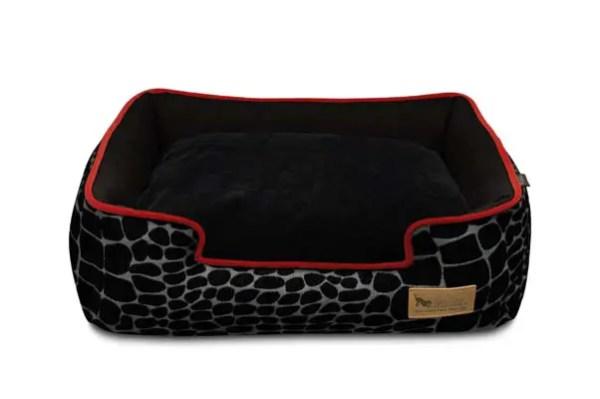 Kalahari Lounge Bed Black