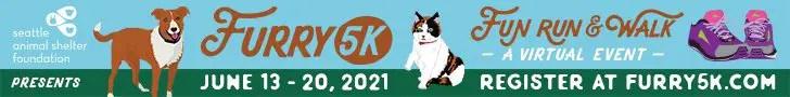 Seattle Animal Shelter Furry 5K