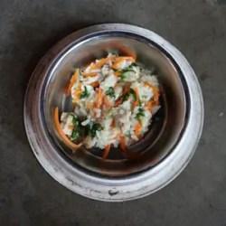 Chef Shota's Dog Food Recipe