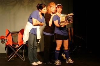 Lauren Cantrell, Tammy Killian, Jessica Clark