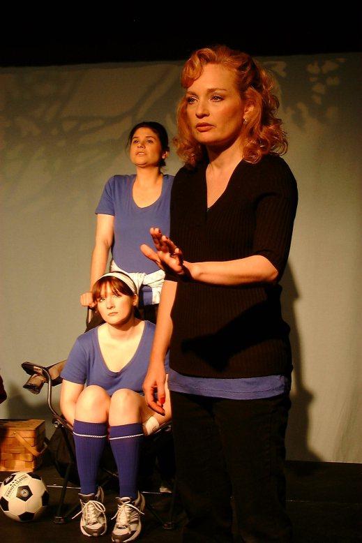 Jessica Clark, Lauren Cantrell, Tammy Killian