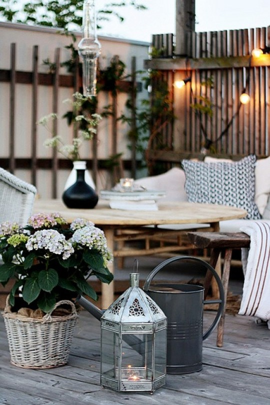 Apartment Patio Inspiration