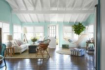 Beach House Interior Living Room Paint Ideas