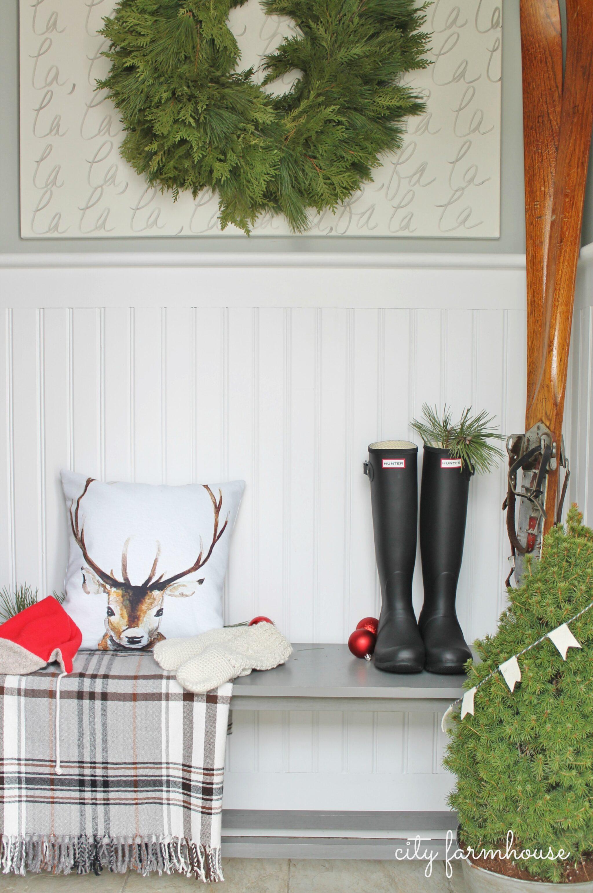 A Farmhouse Christmas Tour Part 2 City Farmhouse