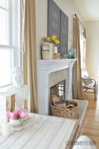 Seasons Of Home- Easy Decorating Ideas for Spring - City ...