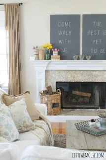 Seasons Of Home- Easy Decorating Ideas Spring - City