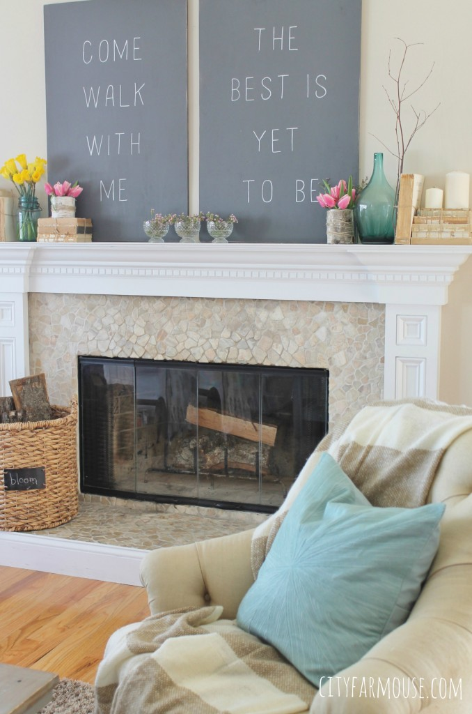Seasons Of Home Easy Decorating Ideas for Spring  City