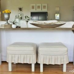 Desk Chair Under 100 Restoration Hardware The Easiest Diy Reclaimed Wood Sofa Table - City Farmhouse