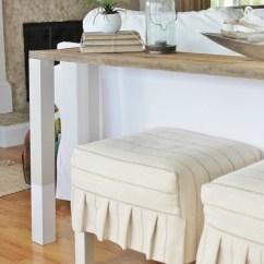 Easy Sofa Table Diy Modern Set Designs The Easiest Reclaimed Wood - City Farmhouse
