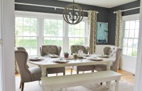 Summer Tour-Dining Room Reveal - City Farmhouse