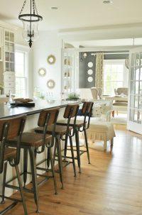 Modern Farmhouse Kitchen Barstools Revealed