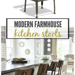 Modern Kitchen Bar Stools Moen Faucet Farmhouse Barstools Revealed City