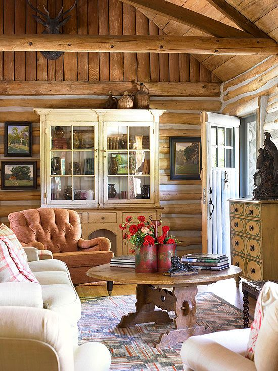 Better Homes And Gardens Family Room Ideas