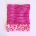Double Duty Scrubber Free Crochet Pattern by www.CityFarmhouseStudio.com