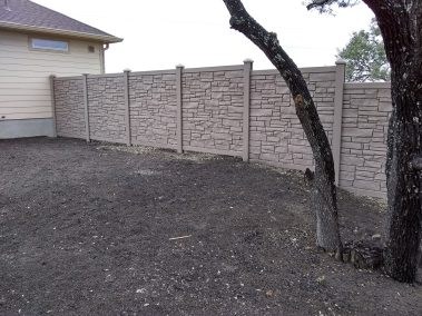 6' Tall Simtek Fence