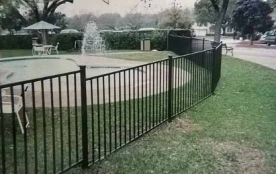 4' Tall Pool Fencing