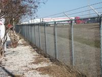 6' x 9 Ga. Chain Link Fencing