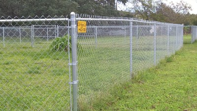 5' Tall Chain link Fencing