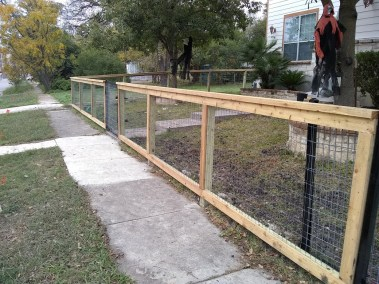 4' Tall Combo Fencing