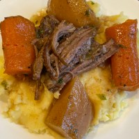 Mama's Simple Pot Roast
