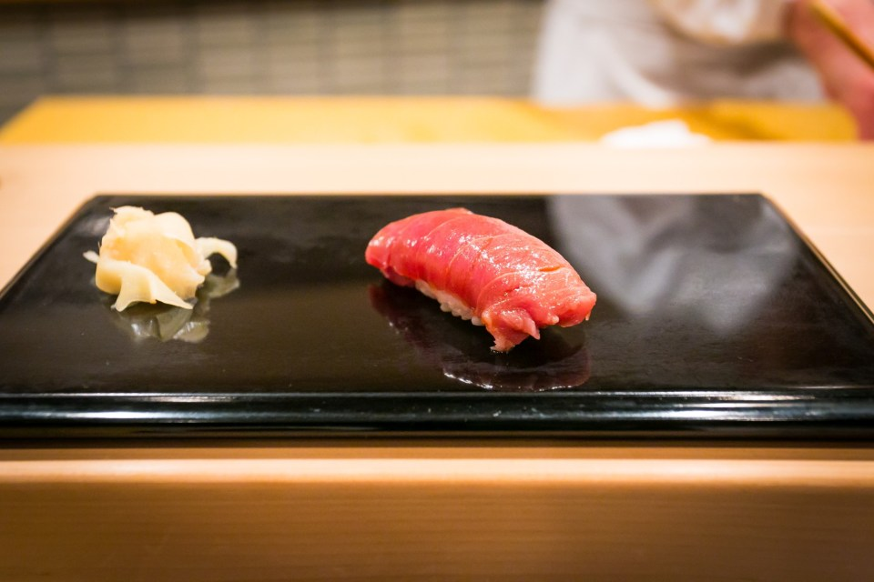 Chu-toro (Semi Fatty Tuna)