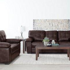 Dark Brown Microfiber Sofa Wooden Set Under 10000 City Furniture Henry